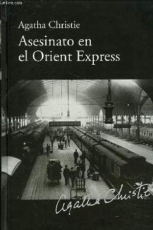ASESINATO EN EL ORIENT EXPRESS.: CHRISTIE AGATHA