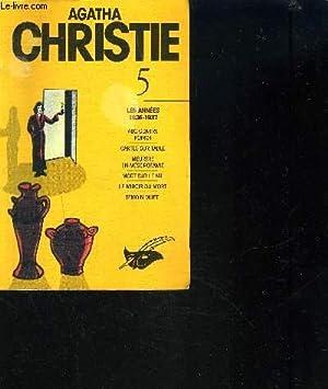 LES ANNEES 1936-1937 / VOL. 5: CHRISTIE AGATHA