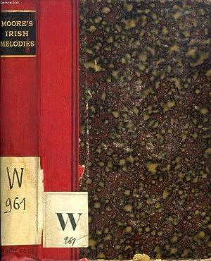 IRISH MELODIES AND SONGS: MOORE THOMAS