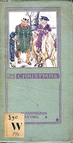 THE OLD CHRISTMAS: IRVING Washington
