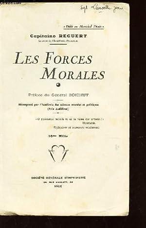 LES FORCES MORALES: RECUERT (CAPITAINE)