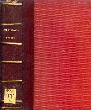 LORD LYTTON'S NOVELS (Eugene Aram. Godolphin. Zanoni.: LYTTON LORD