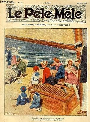 Le Pêle-Mêle, 18è année, N°34 - Les enfants s'amusent: ...