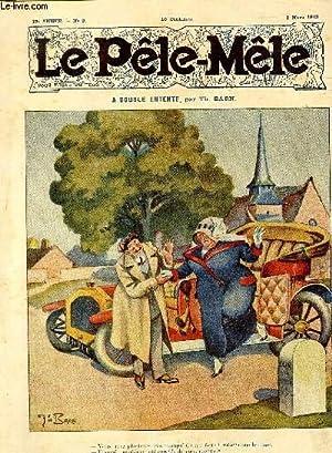 Le Pêle-Mêle, 19è année, N°09 - A double entente: BARN Th.