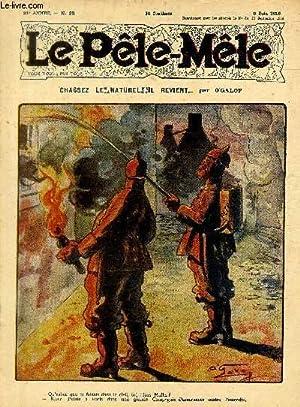 Le Pêle-Mêle, 21è année, N°23 - Chassez le naturel, il revient.: ...