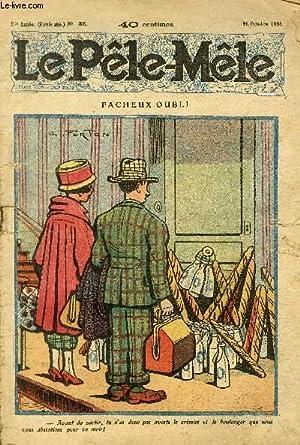 Le Pêle-Mêle, nouvelle série, N°036 - Facheux: FORTON