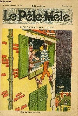 Le Pêle-Mêle, nouvelle série, N°099 - L'embarras: FORTON