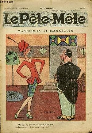 Le Pêle-Mêle, nouvelle série, N°265 - Mannequin: FORTON