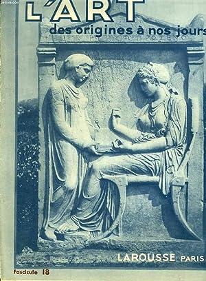 L'ART DES ORIGINES A NOS JOURS, FASC. 18, L'ART ITALIEN AU XVe SIECLE (SUITE), L'ART...