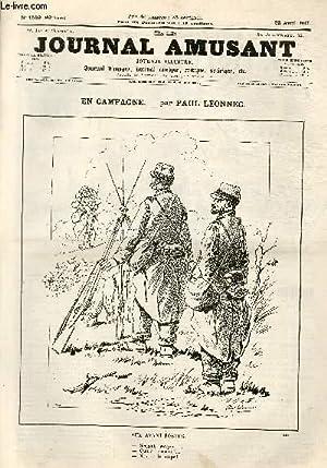 Le Journal amusant N°1599 - En campagne: LEONNEC