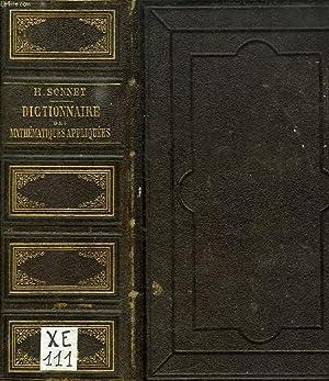 DICTIONNAIRE DES MATHEMATIQUES APPLIQUEES: SONNET H.