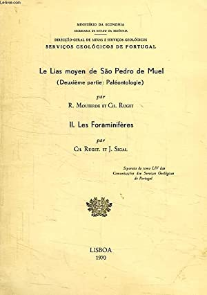 LE LIAS MOYEN DE SAO PEDRO DE: MOUTERDE R., RUGET