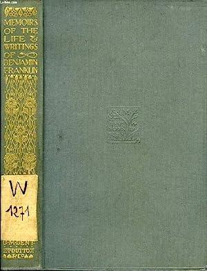 MEMOIRS OF THE LIFE & WRITINGS OF: FRANKLIN BENJAMIN