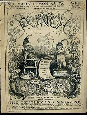 PUNCH OR THE LONDON CHARIVARI - N°1454 - VOLUME THE FIFTY-SIXTH - MAY 22, 1869 - the ...