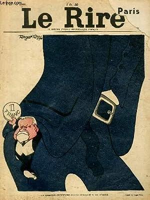 Le rire, N°862 - La grande ceinture: ROY