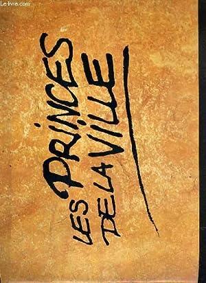 PLAQUETTE DE FILM - LES PRINCES DE LA VILLE - un film de taylor hackford avec jesse borrego, ...