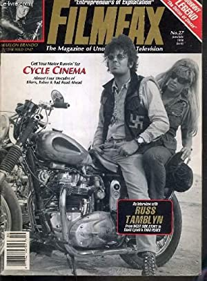 FILMAX - N°27 - JUNE-JULY 1991 -: COLLECTIF