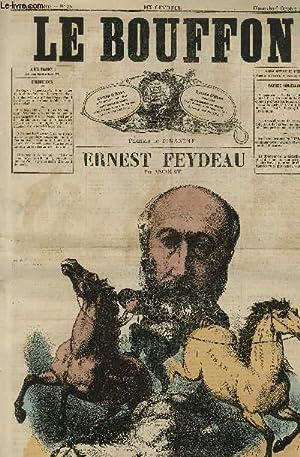 Le Bouffon - 2è série, N°88 - Ernest Feydeau: ANCOURT