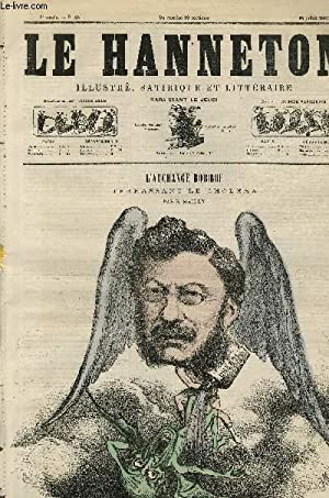 Le Hanneton, 6è année, N°23 - L'archange boboeuf - Terrassant le choléra: MAILLY