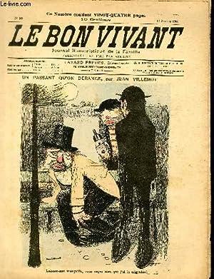 Le bon vivant n°36 - Un passant qu'on dérange: VILLEMOT JEAN