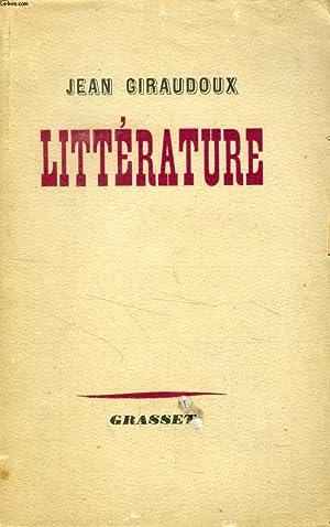 LITTERATURE: GIRAUDOUX Jean