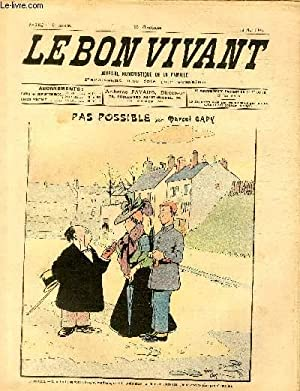 Le bon vivant n°235 - Pas possible: CAPY