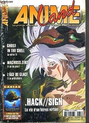 ANIME LAND - N°88 - FEVRIER 2003: COLLECTIF