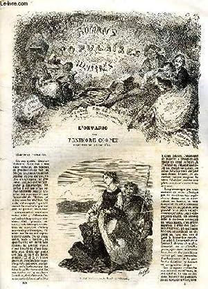 L'ONTARIO + SOUVENIRS DE VOYAGES + SOUVENIRS: FENIMORE COOPER JAMES,