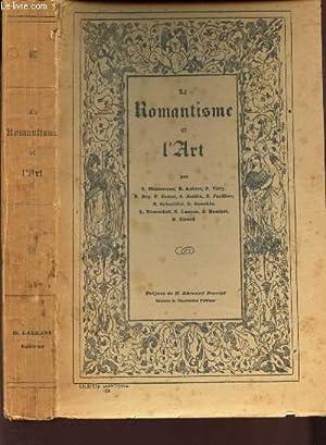 LE ROMANTISME ET L'ART: HAUTECOEUR / AUBERT / VITRY / REY etc.