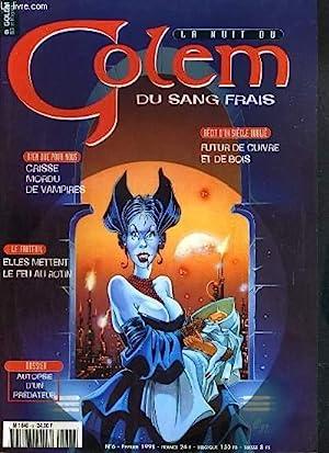 GOLEM N°6 - FEVRIER 1998 - RIEN: COLLECTIF