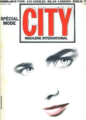CITY MAGAZINE INTERNATIONAL - N°27 - NOVEMBRE: COLLECTIF