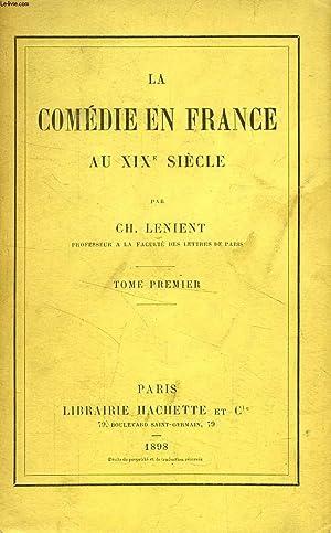 LA POESIE PATRIOTIQUE EN FRANCE AU XIXe SIECLE, TOME I: LENIENT Ch.