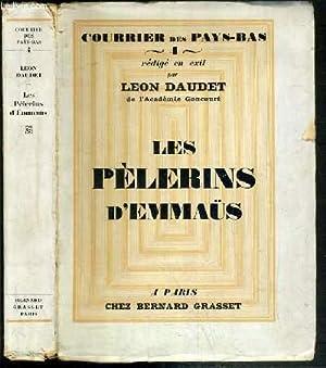 LES PELERINS D'EMMAUS - REDIGE EN EXIL / COURRIER DES PAYS-BAS N°4: DAUDET LEON