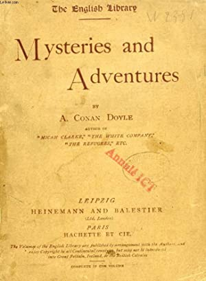 MYSTERIES AND ADVENTURES: CONAN DOYLE A.