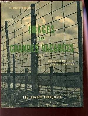IMAGES DES GRANDES VACANCES: AMBRIERE FRANCIS