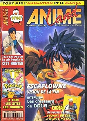 ANIME LAND - N°60 - AVRIL 2000: COLLECTIF