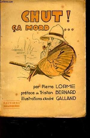 CHUT! CA MORD .: LORME PIERRE