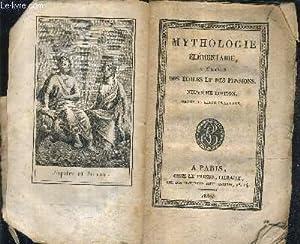 MYTHOLOGIE ELEMENTAIRE A L'USAGE DES ECOLES ET DES PENSIONS / 9E EDITION.: COLLECTIF