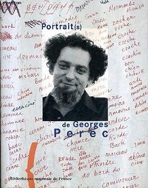 PORTRAITS DE GEORGES PEREC.: PEREC PAULETTE