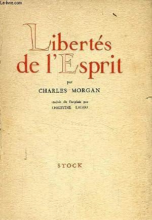 LIBERTES DE L'ESPRIT: MORGAN CHARLES