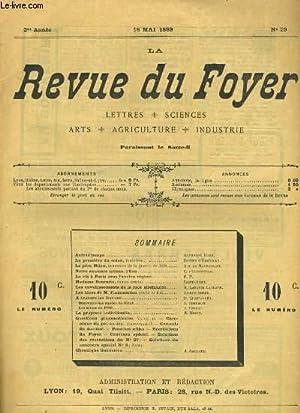 LA REVUE DU FOYER. LETTRES, SCIENCES, ARTS,: COLLECTIF