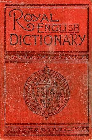 THE ROYAL ENGLISH DICTIONARY AND WORD TREASURY: MACLAGAN THOMAS T.