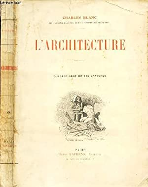 L'ARCHITECTURE: BLANC CHARLES