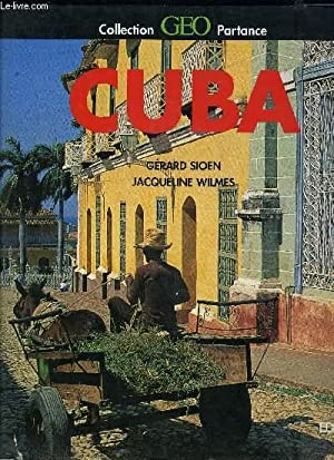 CUBA COLLECTION GEO PARTANCE: SIOEN GERARD WILMES JACQUELINE
