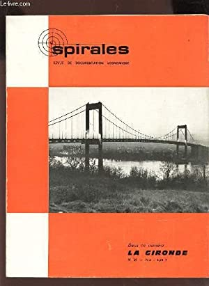 SPIRALES - N°29 / LA GIRONDE: COLLECTIF