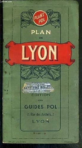 PLAN DE LYON - ECHELLE 1: 16 000e: COLLECTIF