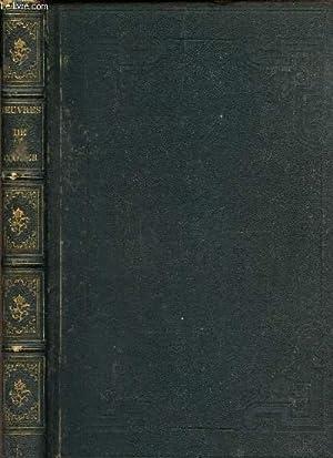 OEUVRES CHOISIES / LA PRAIRIE: COOPER J.F. ( TRADUIT PAR BARRE LOUIS)
