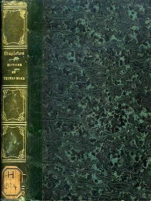 HISTOIRE DE THOMAS MORE, GRAND CHANCELIER D'ANGLETERRE: STAPLETON Th.