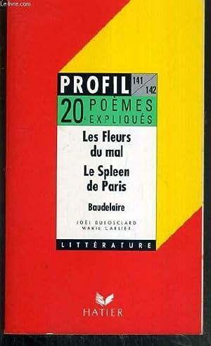 LES FLEURS DU MAL (1857) - LE: BAUDELAIRE