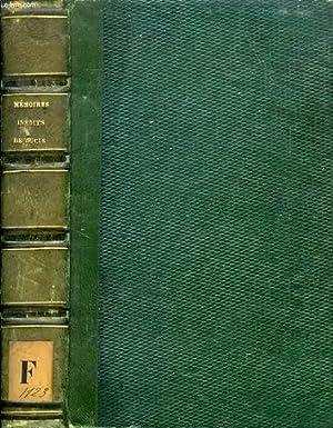 MEMOIRES INEDITS DE J.-F. DUCIS: DUCIS J.-F., Par M. CAMPENON